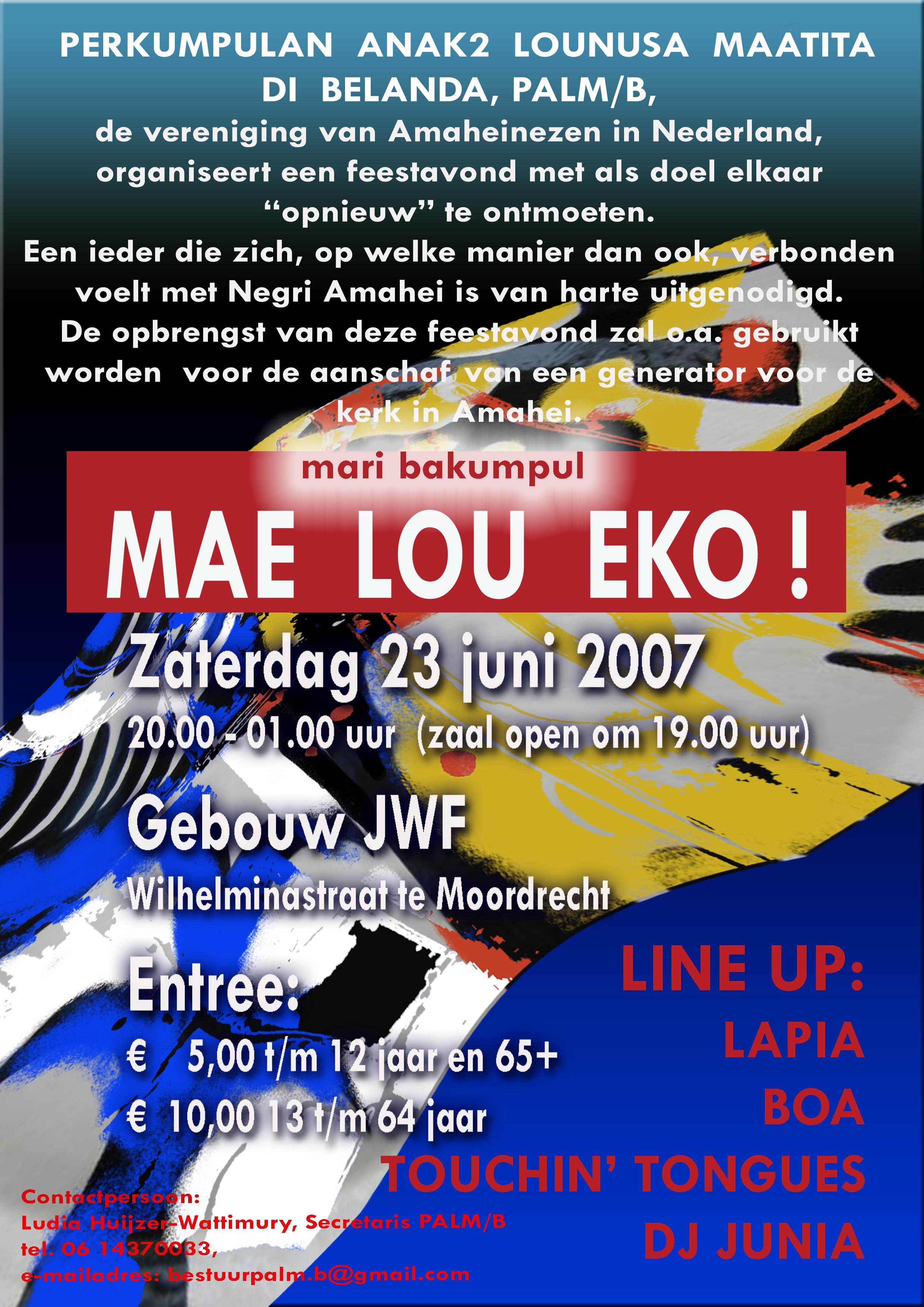 Flyer 23-06-2007